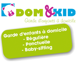 logo dom & kid